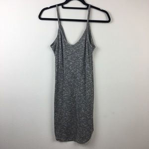 Dresses & Skirts - Gray low back spaghetti strap dress